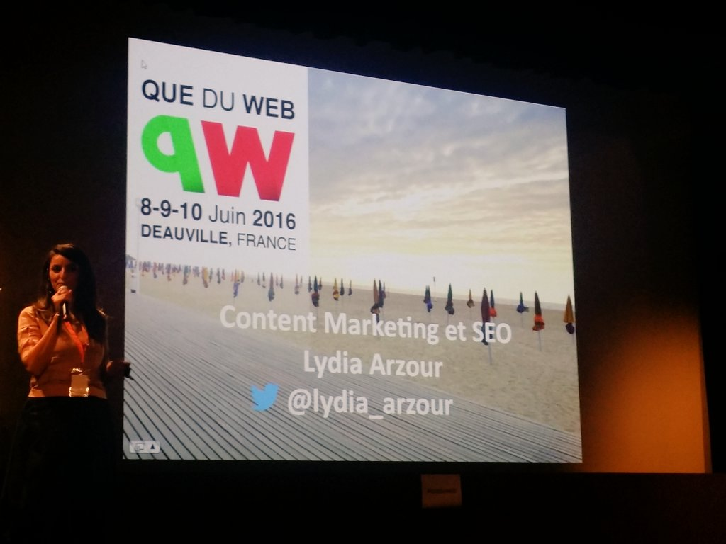 content marketing lydia arzour